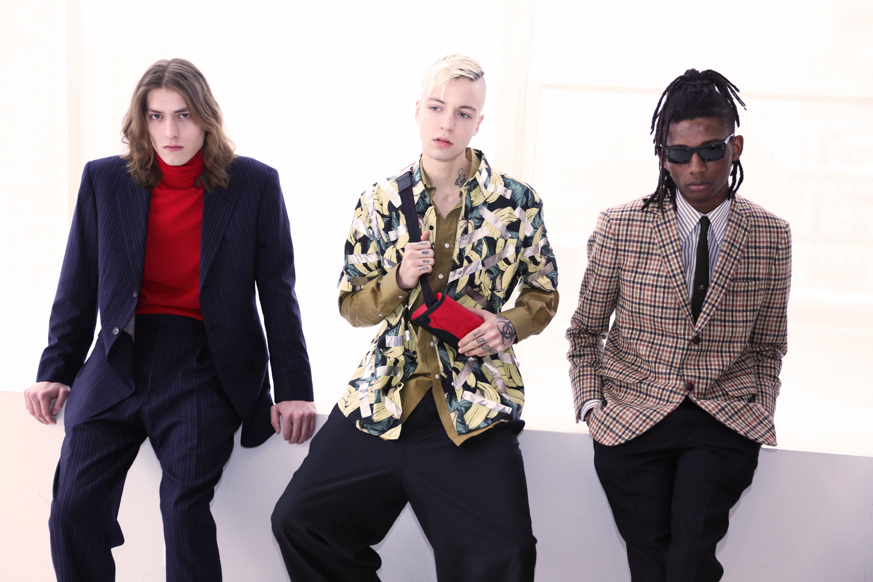 R. MUTT BY DAVID HART FALL WINTER 2020 NEW YORK MENS DAY