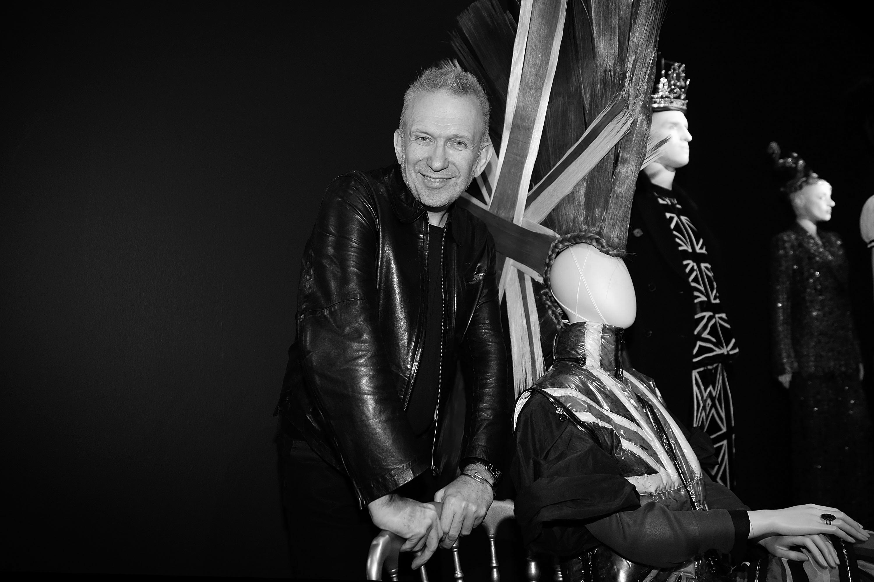 Jean Paul Gaultier says farewell to RTW