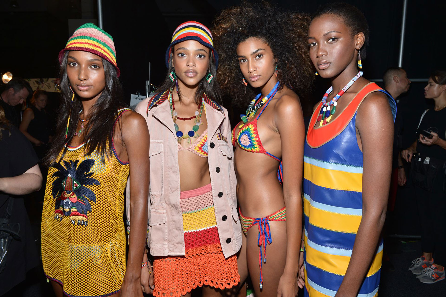 TOMMY HILFIGER S/S2016 #NYFW