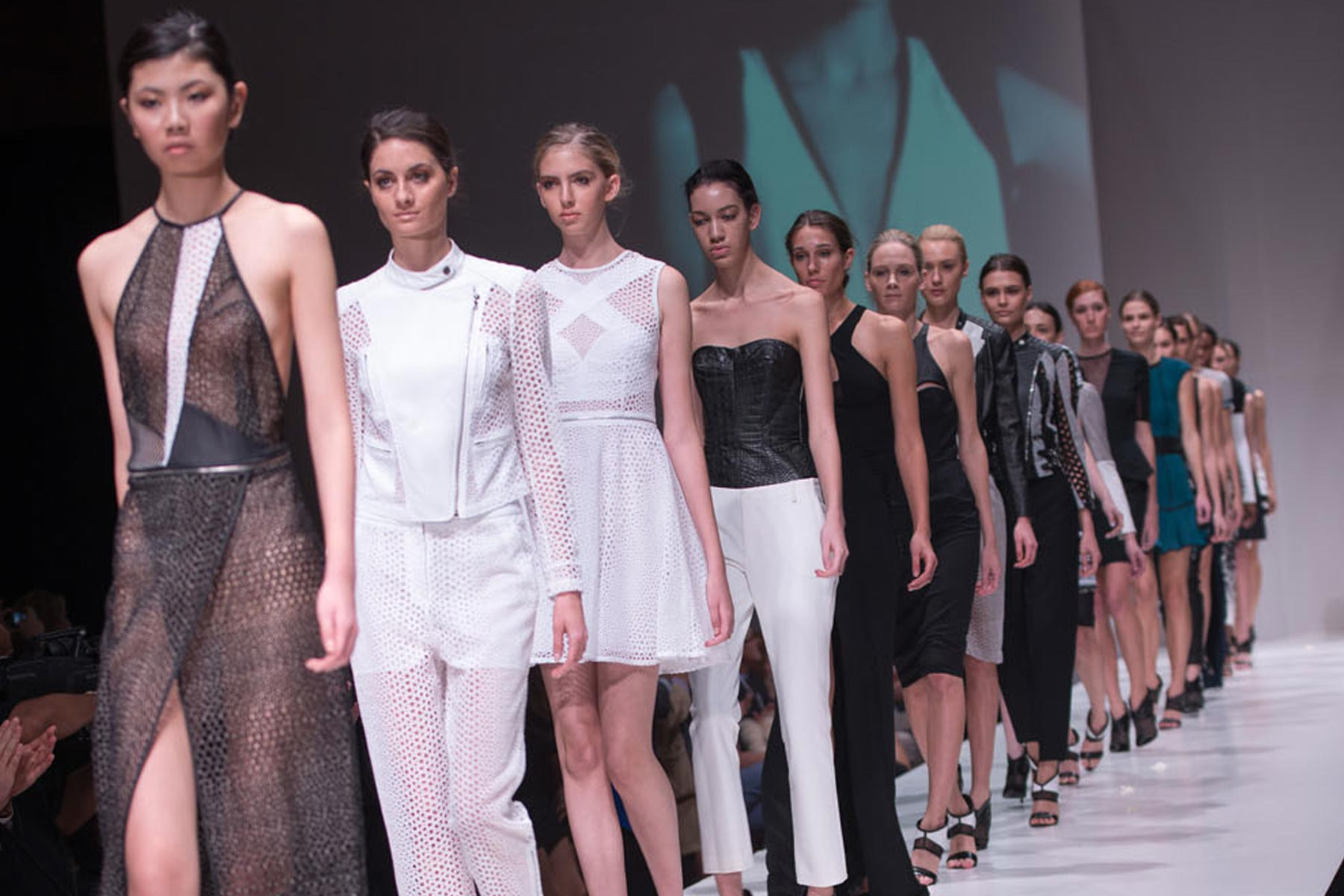 YIGAL AZROUEL – Spring/Summer 2014 Interview