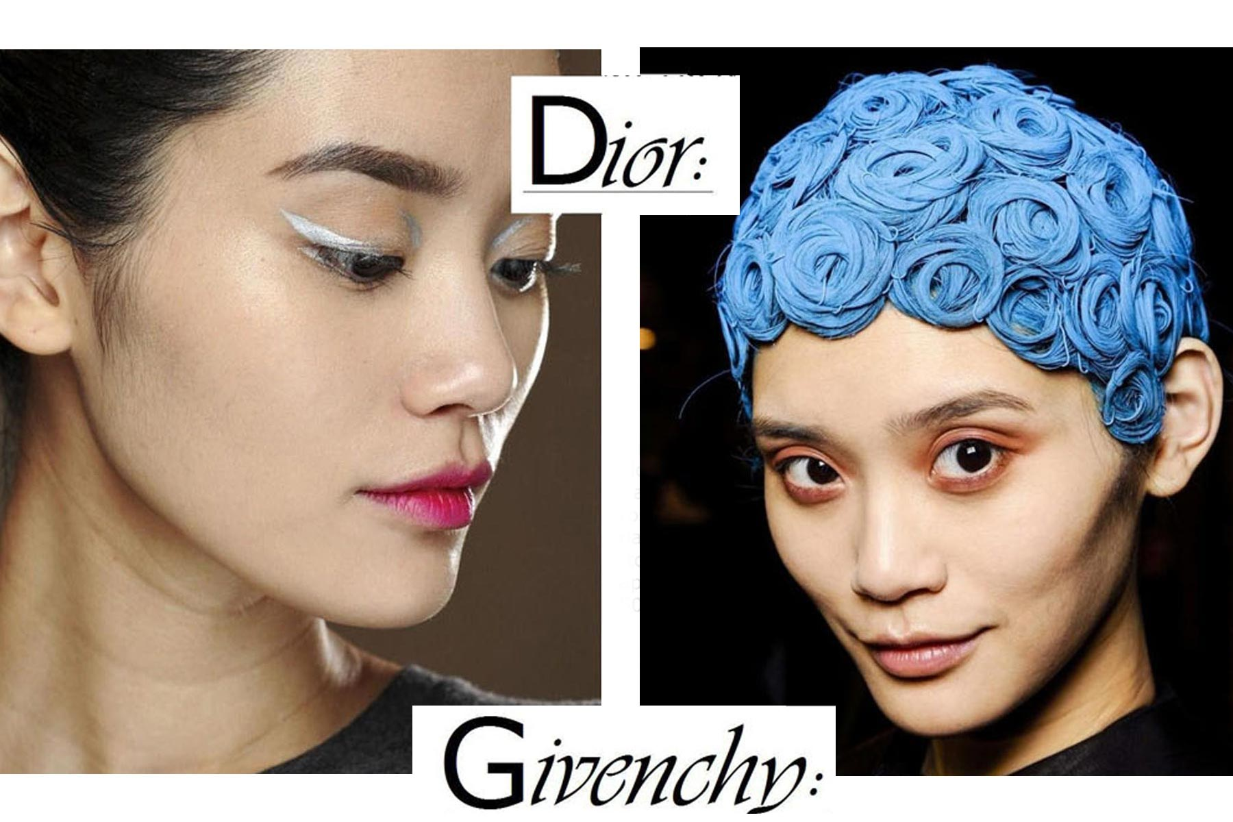 Beauty Eclecticism – Fall Winter 2013 runway report
